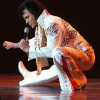 'Ultimate Elvis Tribute Artist' Shawn Klush of Pittston performs at Kirby Center in Wilkes-Barre on April 8