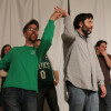 Here We Are In Spain create improv comedy on the spot at the Scranton Fringe Fest Oct. 2-3