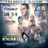 TNA Impact Wrestling takes over Sands Bethlehem Event Center Jan. 5-9 with live TV broadcast