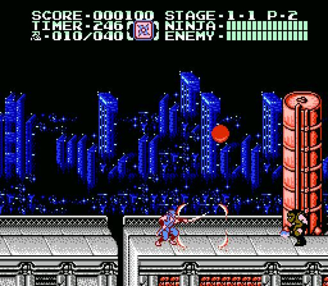 Turn To Channel 3 Ninja Gaiden Ii Is Worth A Broken Nes