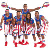 Harlem Globetrotters debut 4-point line in return to Mohegan Sun Arena in Wilkes-Barre on March 12