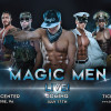 Watch 'Magic Mike' live onstage with 'Magic Men' at Kirby Center in Wilkes-Barre on July 17