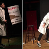 Flatulence-filled one-woman show 'Farty of One' will be a gas at the Scranton Fringe Festival Oct. 1-2