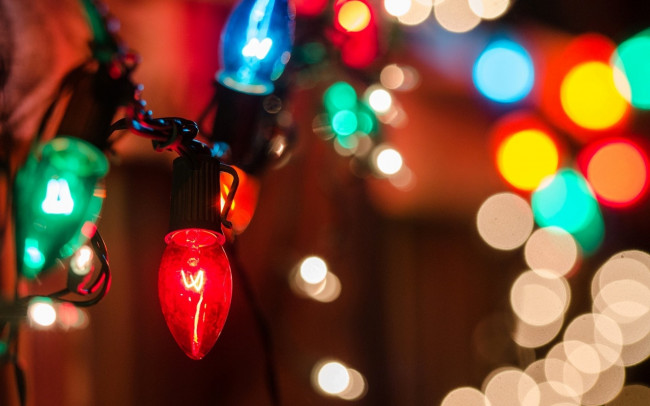 But I Digress What Your Choice Of Christmas Lights Says About You