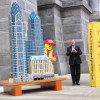 LEGOLAND Discovery Center Philadelphia building up to grand opening on April 6
