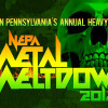 4th annual NEPA Metal Meltdown festival on May 5-6 announces 2017 lineup in new venue