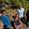 Americana acts Dead Winter Carpenters and Dishonest Fiddlers play at Jazz Cafe in Plains on June 21