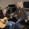Fleetwood Mac duo Lindsey Buckingham and Christine McVie perform in Bethlehem on Aug. 11
