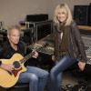 Fleetwood Mac duo Lindsey Buckingham and Christine McVie perform in Bethlehem on Aug. 11