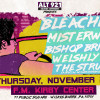 NEPA Scene offers 4 chances to win free tickets to Alt 92.1's Bleachers concert in Wilkes-Barre on Nov. 2