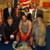 New boxing comedy 'Man on a Canvas' opens at Olde Brick Theater in Scranton Nov. 10-19