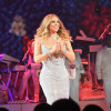 Chart-topping superstar Mariah Carey sings Christmas songs at Sands Bethlehem Event Center on Nov. 20