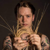 Bluegrass artists Billy Strings and JP Biondo of Cabinet play at Jazz Cafe in Plains on April 27