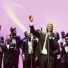 Howard Gospel Choir sings gospel music at Kirby Center in Wilkes-Barre on Feb. 17