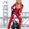 Legendary Runaways rocker Lita Ford plays with FireHouse at Penn's Peak in Jim Thorpe on April 6