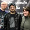 NEPA SCENE PODCAST: Creating punk rock music, comics, animation, and videos with Tedd Hazard