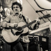 Railroad Earth singer Todd Sheaffer and Cabinet's Dylan Skursky jam at Jazz Cafe in Plains on March 17