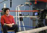 ARCHIVES: While filming documentary in Scranton, Rocky impersonator is 'living the dream'