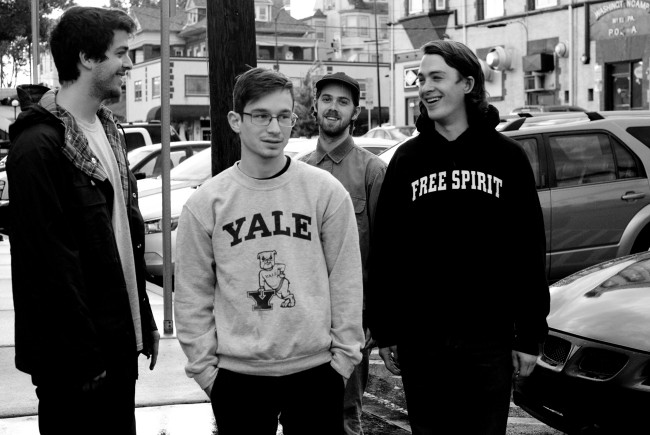 ARCHIVES: Inspired by a flourishing scene, Kingston punk heroes Title Fight grow with 'Floral Green'