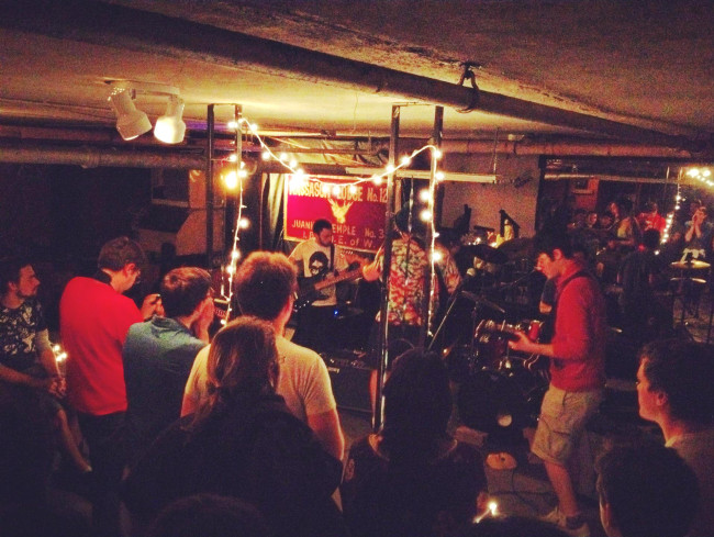 ARCHIVES: Less labels mean more for Scranton/Boston rock band Lesser Animals