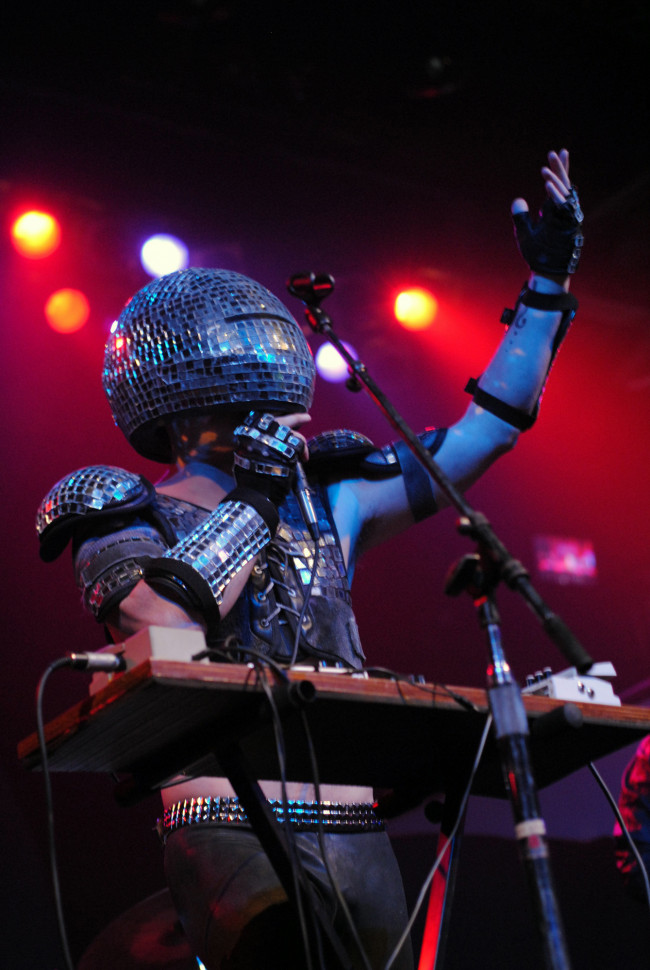 ARCHIVES REVIEW: Starwood and Mindless Self Indulgence have weird, wild evening in Philly