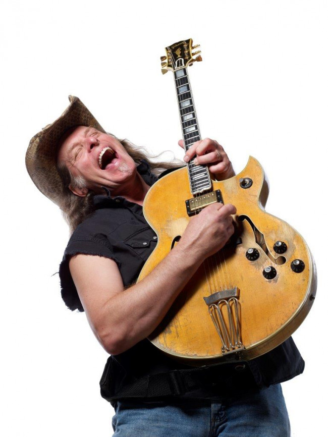 'Motor City Madman' Ted Nugent returns to Penn's Peak in Jim Thorpe on Aug. 20