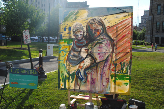 PHOTOS: Arts on the Square, 07/26/14