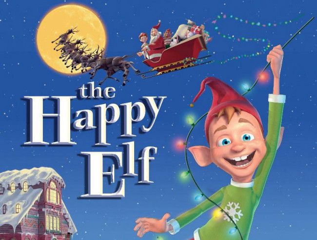 Santa and his elves will offer breakfast and 'Happy Elf' sneak peek after Santa Parade