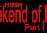Mr. Hush Weekend of Fear convention invades Wilkes-Barre