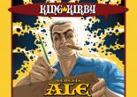 Jack Kirby limited edition beer benefits comic creators