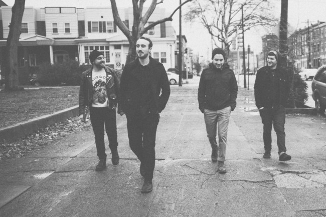 The Menzingers' Tom May on a year of growth, punk rock socks, New Year's blackmail, and Scranton beer and pizza