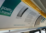 Poets read work to be displayed on Luzerne County buses in Wilkes-Barre on Aug. 11