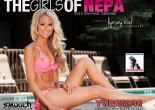 Girls of NEPA release 2015 calendar at Mohegan Sun at Pocono Downs