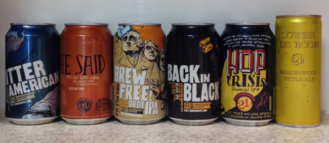 PODCAST: Beer Geeks Radio Hour, 21st Amendment Brewery, 09/13/14