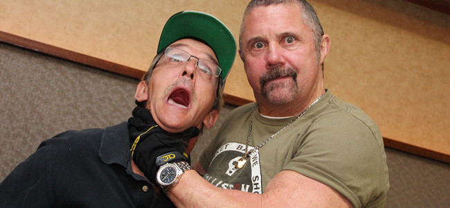 PHOTOS: Mr. Hush Weekend of Fear Part II, 09/05-07/14
