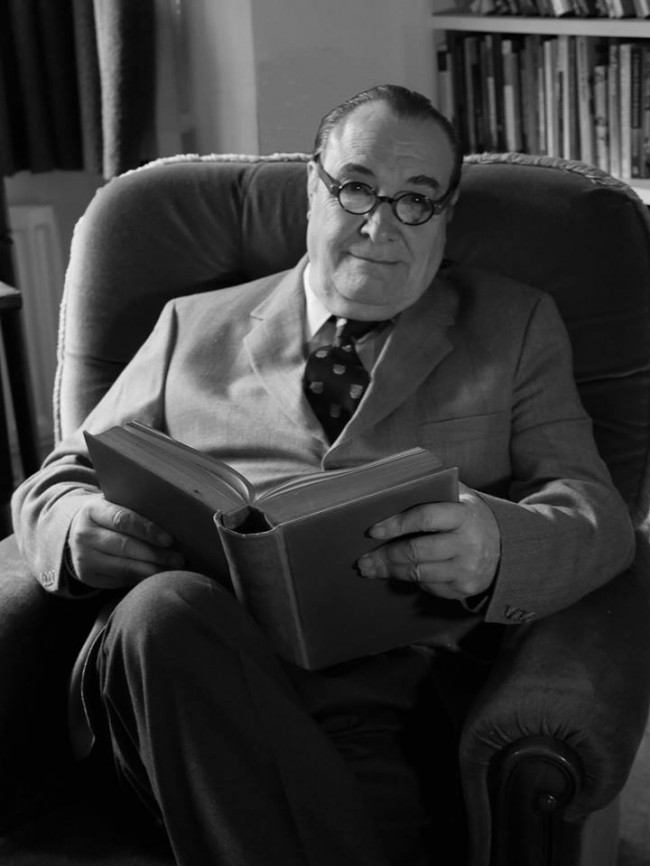 David Payne brings C.S. Lewis to life in Wilkes-Barre