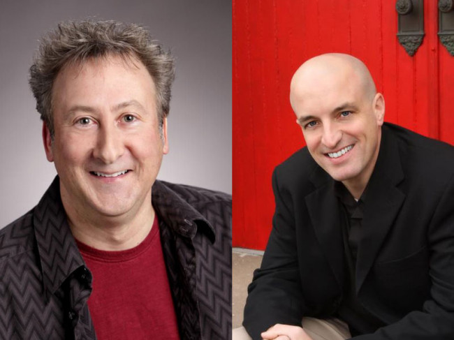Scranton Cultural Center's revamped Comedy Variety Series features Joe Ohrin and Brad Todd