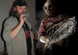 Dan Yeager, who played Leatherface in 'Texas Chainsaw 3D,' returns to Scranton for Halloween events on Oct. 30-31