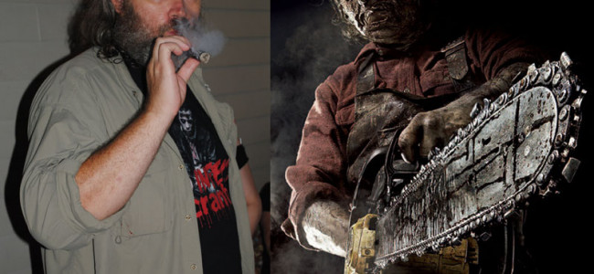 PHOTOS: Infect Scranton Dan 'Leatherface' Yeager signing, 09/05/14