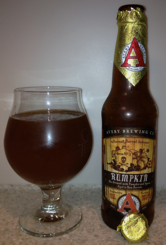 HOW TO PAIR BEER WITH EVERYTHING: Rumpkin