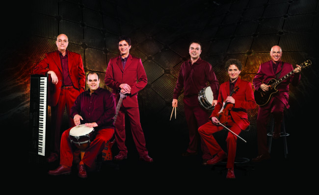 Band leader discovers the world through 'Cirque du Soleil: Dralion'