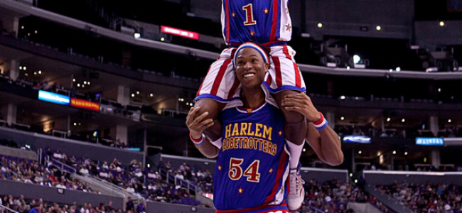 Harlem Globetrotters return to Wilkes-Barre to face 'Washington Generals' Revenge'