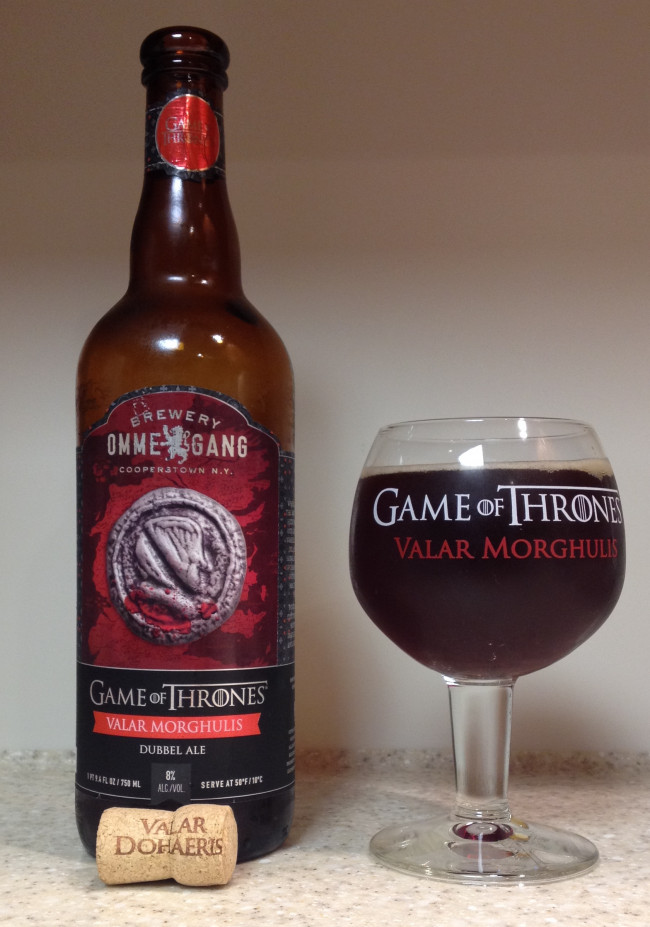 HOW TO PAIR BEER WITH EVERYTHING: Valar Morghulis