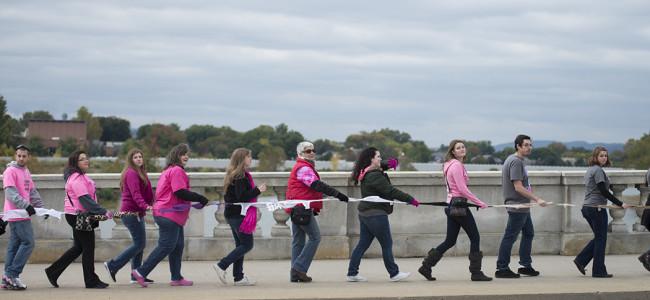 PHOTOS: 6th annual Bras Across the Bridge, 10/05/14