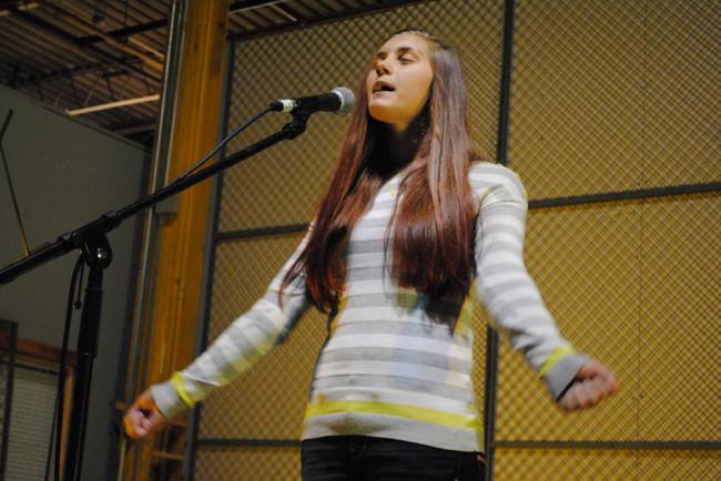 PHOTOS: Breaking Ground Poets poetry slam, 10/25/14