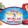 Disney creates four 'Worlds of Fantasy' on ice in Wilkes-Barre