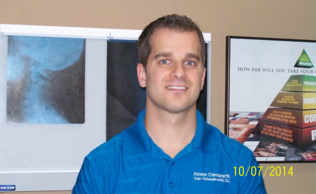 STRENGTH & FOCUS: The power of chiropractic with Dr. Dan Golaszewski