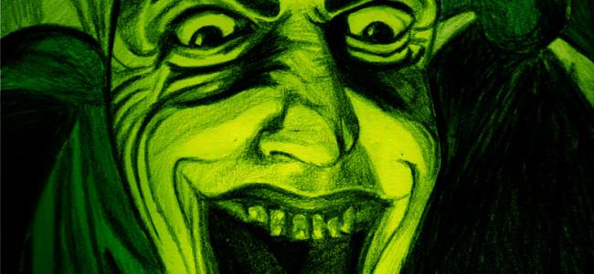 Archbald artist creepily illustrates your childhood nightmares