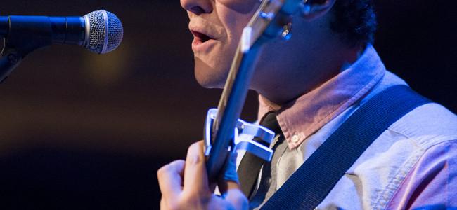 PHOTOS: Derek Jolley acoustic set, 10/24/14