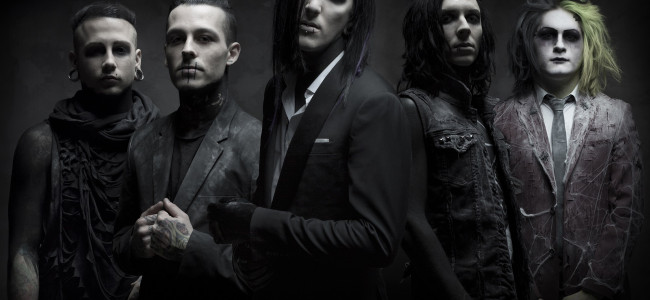 Motionless In White back in Wilkes-Barre on Dec. 6 for meet and greet